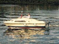 Boat For Sale. Shetland 570