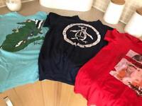 Boys Designer Tshirts age 12