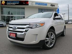 2012 Ford Edge LIMITED/NAVI/LEATHER