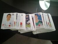 100 Euro football Stickers