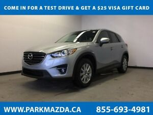 2016 Mazda CX-5 GS AWD - Bluetooth, Backup Cam, Heated Front Sea
