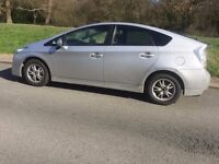PCO CARS HIRE/RENT / UBER READY 2011 TOYOTA PRIUS 100 PW