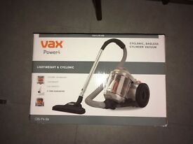 Vax Hoover with box