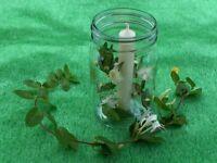 8 Vintage Kilner Jars