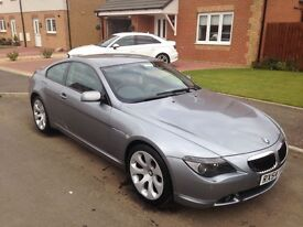 BMW 630ci 2006 immaculate may px