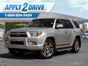 2013 Toyota 4Runner Limited 4x4 Sunroof Navi, Leather 7 Seats