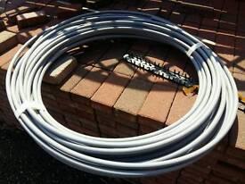 John Guest Speedfit15mmLayflatPolybutylene Barrier Pipe (45 metre coil)