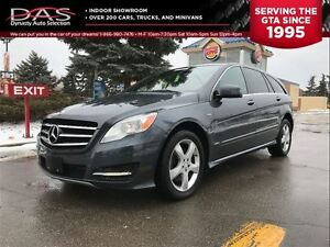2012 Mercedes-Benz R-Class 350 BlueTec 7 PASS/NAVIGATION/SUNROOF