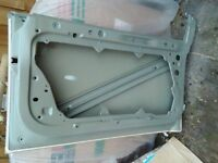Volkswagon Beetle Left Hand Door Shell 1YO-831-051-N Convertable