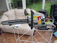 Spear & Jackson 45cc chainsaw new unused condition