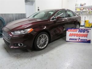 2013 Ford Fusion SEL AUCUN ACCIDENT