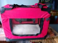 Puppy/Small dog carrier