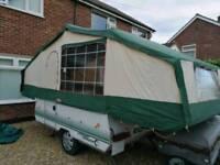 Folding Camper Conway Cruiser
