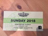 Goodwood Revival Sunday Tickets