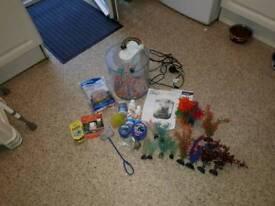 Complete Aquarium starter set