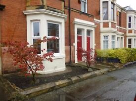 **Jesmond** TWO BED LOWER FLAT - RECENTLY REFURBISHED - REDUCED PRICE