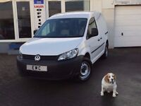 2013 13 Volkswagen Caddy 1.6TDI ( 102PS ) C20~VERY LOW MILEAGE~