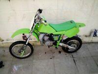 Kx60 fully rebuilt immaculate bike