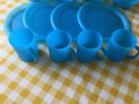 4place picnic set in Carry bag