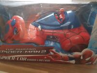 Spiderman remote control car