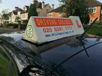 Driving School in East London. Driving Lessons in Manual & Automatic car by qualified instructor.