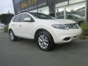2014 Nissan Murano 3.5L AWD W/ ALLOYS HEATED SEATS LEATHER DUAL