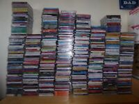 Approx 500 CD's Plus Approx 70 Boxed Sets.