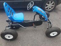 Big and heavy go kart