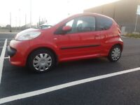 2006 Peugeot 107 Urban 1.0 Long Mot