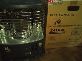 heaters For paraffin plus fuel