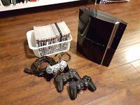 Sony Playstation 3 80GB 15 games
