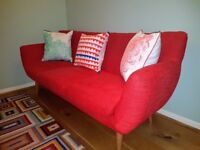 Immaculate AS NEW 3 Seater Sofa - Barker & Stonehouse - £280