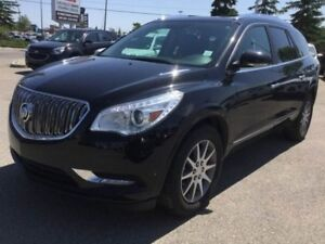2017 Buick Enclave Leather- HTD Seats * Your Fave Enclave!*