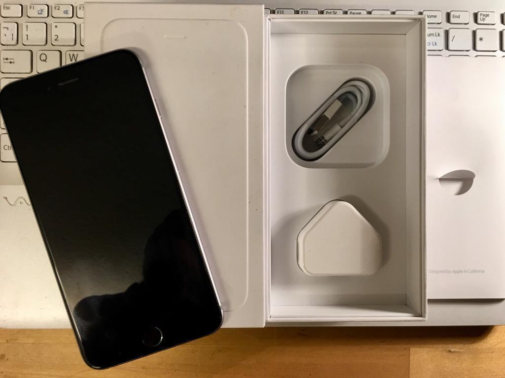 !! SUPERB IPHONE 6 PLUS 64GB FACTORY UNLOCKED !!