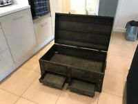 Treasure Chest - Lightweight Faux with Drawers