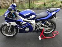 Yamaha r6 ( gsxr ninja r1 )