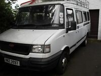 2005 Mini bus Sold with full psv. low miles, great value