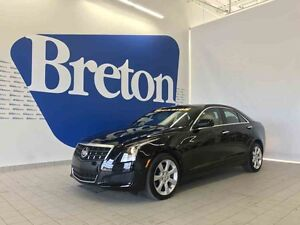 2014 CADILLAC ATS SEDAN AWD Turbo