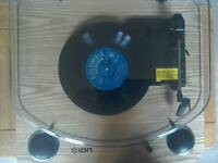 #ION Record Player/Turntable