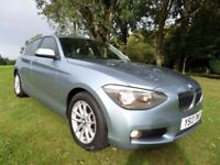 BMW 116D EFFICIENTDYNAMICS*£0TAX*FINANCE AVAILABLE*