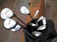 Donnay Golf clubs and bag+balls