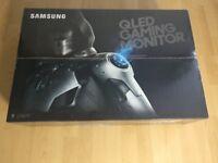 Samsung CHG70 27inch Monitor: 1440p, 144hz, HDR 10, AMD Freesync