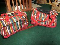 2 polo Ralph Lauren cabin bags