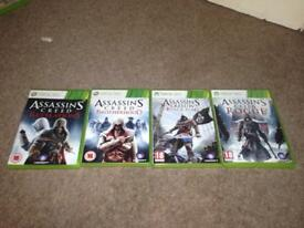 Assassin creed set