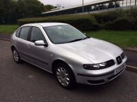 SEAT Leon S 1.4 16v, 5 door, 12 MONTHS MOT, A very very good car to drive! Smooth and comfortable!
