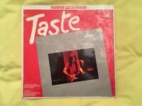 Taste vinyl album, 'Taste'