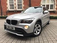 2011 BMW X1 2.0 20d SE xDrive 4WD **177BHP** 1 OWNER* IMMACULATE** PX WELCOME 520 530 x3