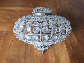 Gorgeous pendent light shade