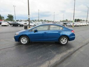 2014 Honda CIVIC LX FWD