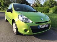 Renault clio 1.2, 2009, 39000 miles